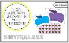Thema Sinterklaas: welke Bakpiet verzamelt de meeste pepernoten?