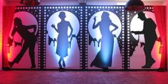 speakeasy party themed decorations - Bing Images