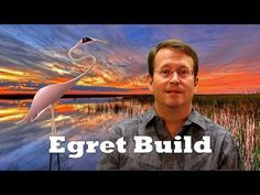 I have had many requests for me to show how to build one of my egrets. I have made these for family and friends. Leave you comments below. Let me know what y...