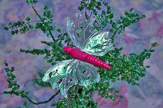 Wie man Flügel für Schmetterlinge, Fairys oder Geschenke selbst machen kann.