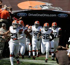 It's football season! Cleveland Browns