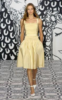 Jasper Conran S/S 2014 London Fashion Week