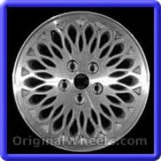 Chrysler New Yorker 1996 Wheels & Rims Hollander #2065  #Chrysler #NewYorker #ChryslerNewYorker #1996 #Wheels #Rims #Stock #Factory #Original #OEM #OE #Steel #Alloy #Used