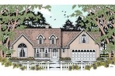House Plan 42-360 May be a new favorite!