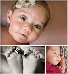 Modern Los Lunas Albuquerque Child Baby newborn photography girl preemie