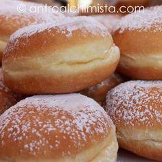 Krispy Kreme Doughnut Recipe – Adapted From Instructables Recipe Gin Recipes, Italian Recipes, Cooking Recipes, Damson Gin Recipe, Delicous Desserts, Bread Dough Recipe, Apple Hand Pies, Food Truck Business, Cinnamon Sugar Donuts
