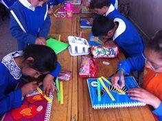 Şebnem'in Sınıfı: Paragraf Yazıyoruz