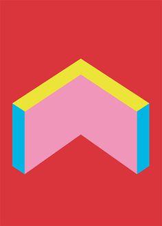 i ♥ geometry Hey Studio / Luns 25 de Xuño