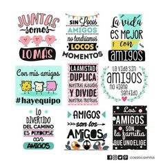 Friend Tumblr, Mr Wonderful, Lettering Tutorial, Friends Day, Scrapbook Stickers, Pretty Words, Cute Images, Bullet Journal Inspiration, Insta Story