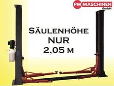 Autolift 2 Säulen Hebebühne NANO 3,5 to.