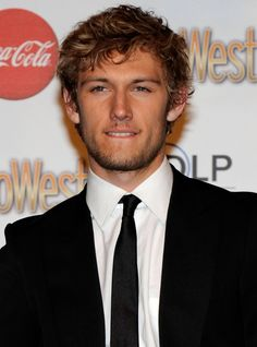 Alex Pettyfer - Christian Grey??? That's what they are saying!! one of my first choices....not boomer.