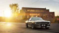 Eleanor ford 67 black mustang Ultra HD 4K Wallpapers