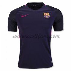 Barcelona Fotbalové Dresy 2016-17 Venkovní Dres