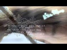Snowflake w/ Lyrics [Jason Chen]