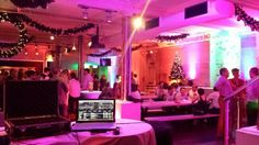 2nite's Xmas Party @ Bavarian Bier Cafe, York St Sydney. Cocktail hour before the dancing kicks off!