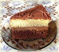 Škoricovo-čokoládové rezy - recept
