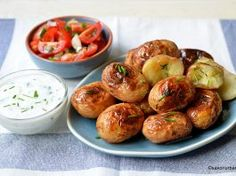 Baked Potato, Sprouts, Potatoes, Baking, Vegetables, Ethnic Recipes, Pork, Potato, Bakken