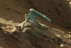 UFO SIGHTINGS DAILY: Alien Hand Weapon Found On Mars, May 2015, UFO Sighting News.