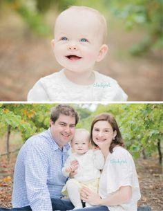 12 Months Old | Family www.cheekyart.co.nz