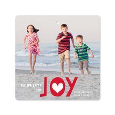 Joy Heart by Erika Firm