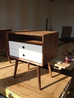 | Dwell - bedside table