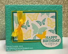 Bold Butterfly Birthday