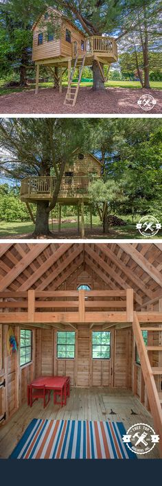 Portfolio - Tree Houses by Tree Top Builders