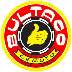 Bultaco - Cemoto - Made In Spain...