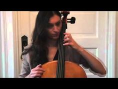 Olga Redkina: Online Cello Lessons - 4 - Hand Positioning on the Fingerboard.