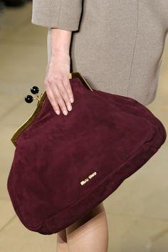 Miu Miu Fall 2011 Bag Collection