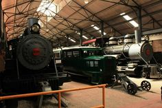 Museo del Ferrocarril (Guatemala City, Guatemala)
