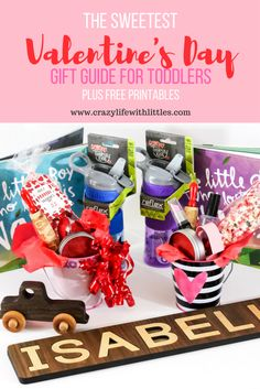 Valentine's Day Activities with My Little Partners: A Toddler Gift Guide | Crazy Life with Littles