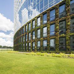 Eneco à Rotterdam/Hofman Dujardin Architects.