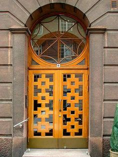 European Door and window make a beautiful match.