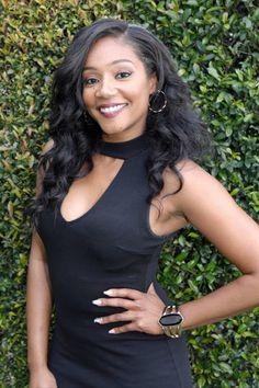 Tiffany Haddish Beautiful African Women, Beautiful Black Women, Beautiful People, Meagan Good, Vintage Black Glamour, Ebony Beauty, Black Girls Rock, Woman Crush, Sexy Women