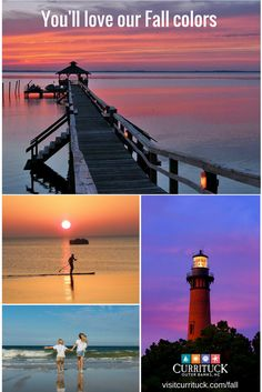 Skip the crowds and savor the off-season specials. Download our free visitor's guide to create an amazing fall vacation for your family on the Currituck Outer Banks of North Carolina. Discover beach house rentals for every style and budget, uncrowded beaches, wild horse tours, fishing charters, camping spots, kayaking and more. Don't forget your camera. There are nature photography opportunities around every bend. Experience fall like you've never seen it before. www.visitcurrituck.com/fall