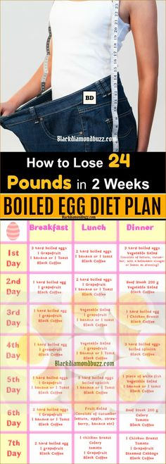 Boiled Egg Diet Plan Recipes for Weight Loss – Lose 24 Pounds in 14 Days.Try this healthy egg diet plan for 2 weeks and lose your belly fat fast at home. Here are the chart and recipes.https://www.blackdiamondbuzz.com/boiled-egg-diet-recipes-for-weight-loss/