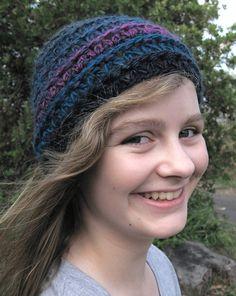 Ravelry: Stepz convertible Cowl/Hat pattern by Sarah jane