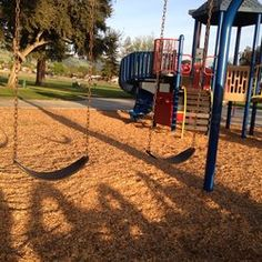 Boggini Park - Fowler does not having swings. Swings are a MUST! - San Jose, CA, United States