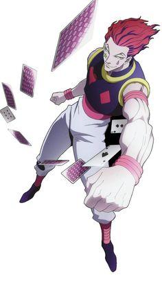 Hunter X Hisoka Fans Basara Killua