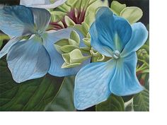 Learn How to Paint Flowers with Delmus Phelps!
