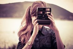 would love to have an instant polaroid camera!