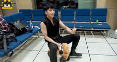 Wonsikie thinks that he's still a baby