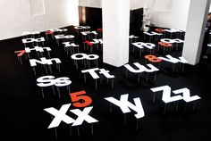 Type Tables by Alessandro Canepa and Andrea Paulicelli.