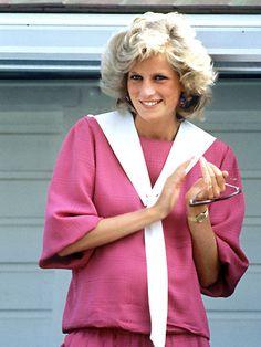 Princess Diana ~ Pregnant with Harry