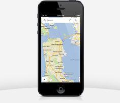 Google Maps on iPhone – Google Maps