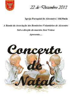Concerto de Natal da Banda da Associação dos Bombeiros Voluntários de Alcoentre - http://local.pt/portugal/alentejo/concerto-de-natal-da-banda-da-associacao-dos-bombeiros-voluntarios-de-alcoentre/