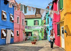 Villages of Italy - Burano, Veneto - Album on Imgur