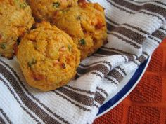 Shrimp and Jalapeno Sweet Potato Biscuits | PaleOMG – Paleo Recipes