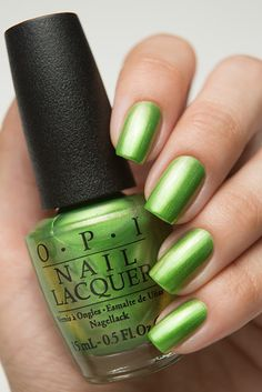 OPI NL H66 My Gecko Does Tricks